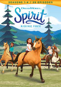 Spirit: Riding Free - Seasons 1-4