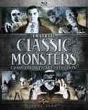 Classic Monsters: Complete 30-Film Collection