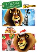 Madagascar / Merry Madagascar - Holiday Double Feature