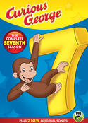 Curious George: The Complete Seventh Season