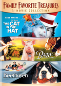 Family Favorite Treasures 3-Movie Collection