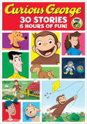 Curious George 30-Story Collection