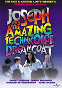 Joeseph and the Amazing Technicolor Dream coat
