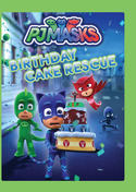 PJ Masks Birthday Cake Rescue