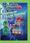 PJ Masks Birthday Cake Rescue