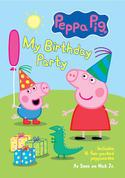 Peppa Pig My Birthday Party