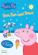 Peppa Pig Sun, Sea, and Snow