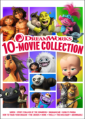 Dream Works 10 Movie Collection