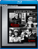 A Scandal In Paris Lured Double Feature