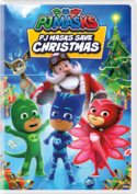 PJ Masks Save Christmas
