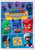 PJ Masks - 20 Mega Missions Collection