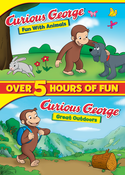 Curious George 5 hours of Fun