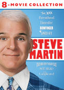 Steve Martin 8 Movie Collection