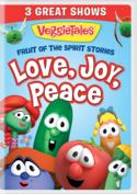Veggie Tales Fruits Of The Spirit Vol 1
