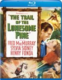 The Trail of the Lonesome Pine Blu-ray