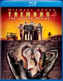 Tremors 4: The Legend Begins Blu-ray