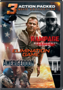 Action Packed 3 Movie Collection DVD