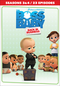 The Boss Baby: Back in Business Seasons 3 & 4