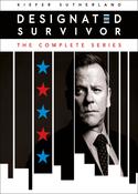 Designated Survivor; The Complete Series DVD