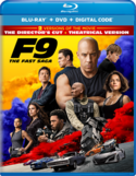 F9: The Fast Saga 4K UHD