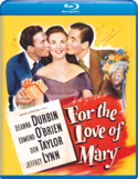 For the Love of Mary Blu-ray