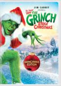 Dr. Seuss' How The Grinch Stole Christmas: Grinchmas Edition DVD