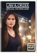 Law & Order Special Victims Unit: The Twenty Second Year DVD