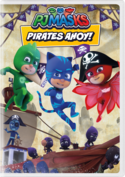 PJ Masks: Pirates Ahoy DVD