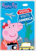 Peppa Pig: Peppa Visits America DVD