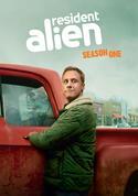 Resident Alien: Season One Poster Art