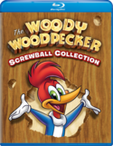 The Woody Woodpecker Screwball Collection Blu-ray