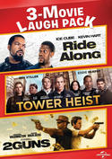 Ride Along / Tower Heist / 2 Guns 3-Movie Laugh Pack