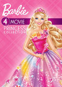 Barbie: 4-Movie Princess Collection