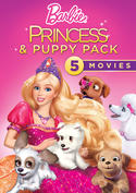 Barbie Princess & Puppy Pack