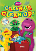 Barney: Clean Up, Clean Up!