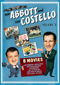 The Best of Bud Abbott and Lou Costello: Volume 3
