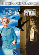 The Birds / Psycho (1960) Double Feature