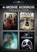 Blumhouse 4-Movie Horror Collection