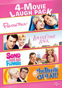 4-Movie Laugh Pack: Pillow Talk / Lover Come Back / Send Me No Flowers / The Thrill of It All