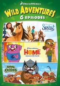 DreamWorks 6 Wild Adventures