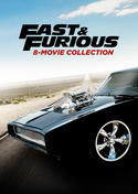 Fast & Furious 8-Movie Collection