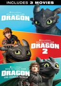 How To Train Your Dragon: 3-Movie Collection