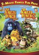 The Jungle Bunch 2-Movie Family Fun Pack