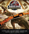 Jurassic Park 25th Anniversary Collection