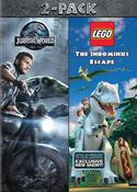 Jurassic World / Lego Jurassic World 2-Pack