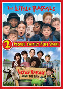The Little Rascals 2-Movie Family Fun Pack