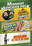 Midnight Munchies Pack (Cheech and Chong's Next Movie / Born in East L.A. / Cheech & Chong Get Out of My Room)