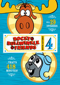 Rocky & Bullwinkle & Friends: Complete Season 4