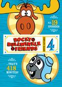 Rocky & Bullwinkle & Friends: Complete Season 4