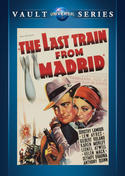 Last Train From Madrid